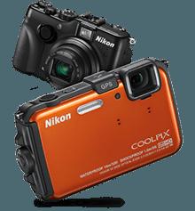 cam land coolpix Những điều nên lưu ý khi mua máy ảnh thông dụng