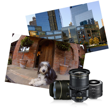 Fisheye lenses, Teleconverter lenses, and other special purpose NIKKOR lenses
