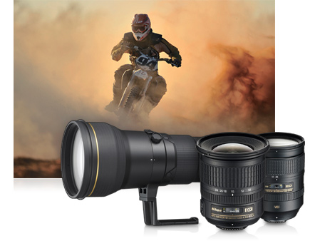 Try Using Telephoto Lens, Tele Lens, or Super Telephoto Lens to Capture Action Shots