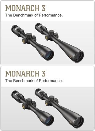 MONARCH 3 Riflescopes